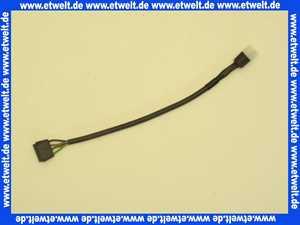 Ölvorwärmerkabel mit AMP-Rundstecker für Klöcker KL4/KL 6V