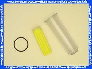 Umrüstset Filtertasse für Heizölfilter klar zu 3/8 und 1/2 Ölfilter lange Ausführung Ersatzfilfertasse zu Standard Ölfilter