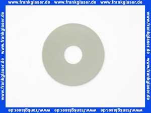 Heberglockendichtung 74 x 23mm x 3mm Glockendichtung Dichtung für Spülkasten