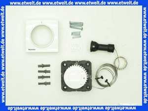 Heimeier Thermostat-Kopf F Ferneinsteller 2m