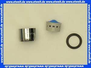 Strahlregler Mischdüse Luftsprudler Siebeinsatz Siebchen 22x1 Innengewinde 1 Stück