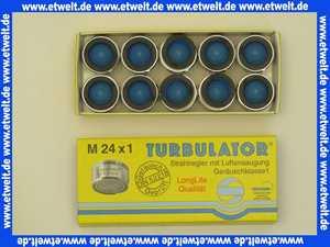 10 x Strahlregler Mischdüse Luftsprudler Siebeinsatz Siebchen 24x1 Außengewinde