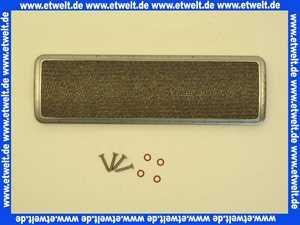 96.34000-7202 MHG / MAN Brenner m. Edelstahlvlies ProCon Streamline