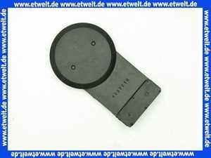 4307210 ABS Dichtung Gummiklappe Klappe für Rückschlagklappe Sanimat
