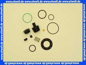 2000104899 Aqua Dichtungssatz Ersatzteil-Set für Aqua Selbstschlussventil 230708/330108/330208