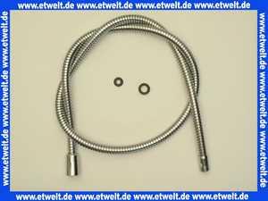 105663-100-000 Arwa Schlauch zu Spültisch Einhebelmischer150790 chrom 130cm