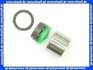 960613-100-001 Arwa Twin Spardüse M22x1, 9L, chrom