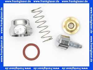 0619000 Benkiser Drucktasteneinheit Drücker Knopf für Urinalspüler 611