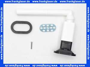118836 Überlauf oval mit Kugelgelenk EB Blanko