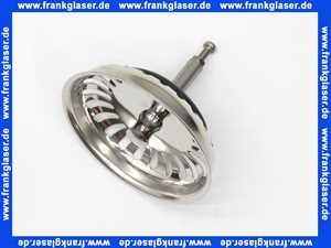 125555 Blanco Siebkörbchen Stopfen für Exenterbedienung