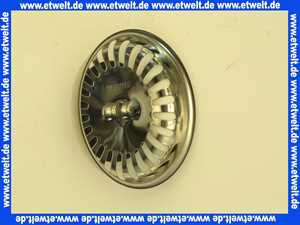 125561 Blanco Siebkörbchen 3,5 Zapfen Durchmesser 82mm (24 Schlitze)