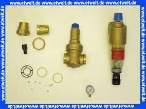 BWT Hauswasserstation Bolero HWS 2 mit Druckminderer PN 16