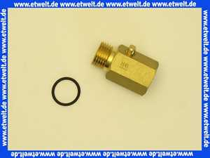 4726047-000008 Brauckmann Kugelhahn zu HS10S 1/2-2 KH11S-1A