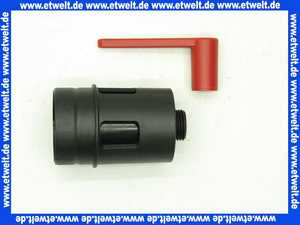 AA7612A Brauckmann Ablaufanschluss für HS10S, F76S, F76CS, FN09S mit O-Ring