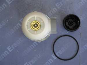 KF74-1A Brauckmann  Filtertasse komplett