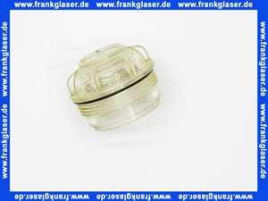 SK06T1/2A Brauckmann Klarsicht-Siebtasse mit Trapezgewinde