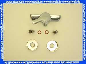 Einhebelmischer CONCEPT 100 B7191AA für Brause, eigensicher in chrom