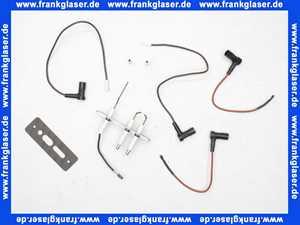577106 Brötje Zünd-und Ionisationseinheit komplett mit Leitungen