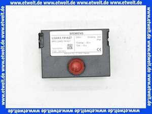 5176624 Buderus Gasf-Autom LGA 63191 A27