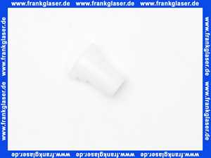 5883147 Buderus Kupplung 2-flächig weiß