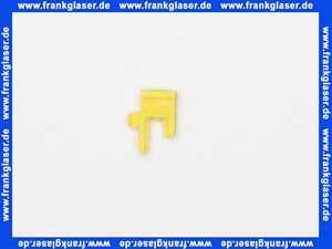 7060976 Buderus Schaltreiter gelb ein B -Nr 46 15 0011 4
