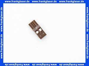 7747023965 Buderus Anschlussklemme 2-pol BF nußbraun everp
