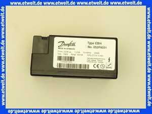 87185750990 Buderus Zündeinrichtung Danfoss EBI V4 everp