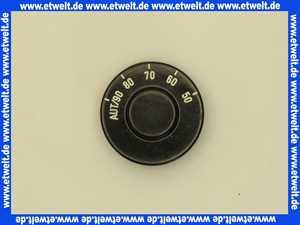 8718585544 Buderus Bedienungsknopf 50-90 C Automatik