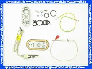 8718600172 Buderus Glühzünder /Elektrode Set kpl. 50-100 kW