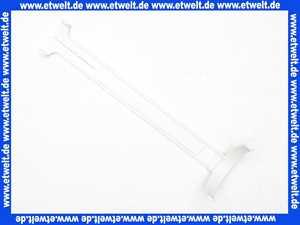 504624 Burda Wasserpegelstab Niederhalter zu Ablaufglocke für Spükasten