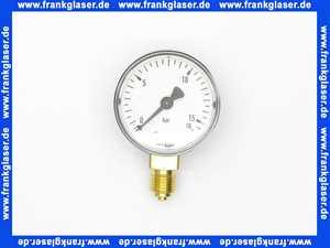 1606656 BWT Manometer