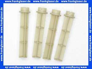 2061086 BWT Siebboden-Füsse PK 4er-Pack
