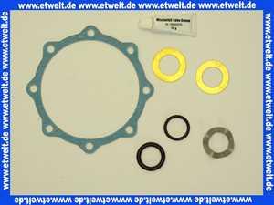 CE 019001050 Dichtungssatz Centra ZR/DR DN 80-100 kompl. m.Feder