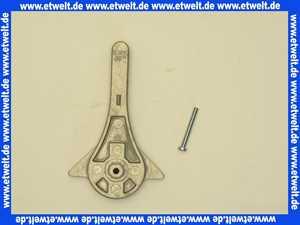 030000517 Centra Stellhebel und Schraube VMK 90 GR