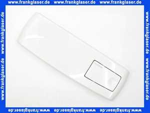 05064010001 Clivia Spülkasten-Deckel für Spülkasten Clivia Vigour, weiß