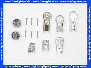ersatzteile f r clivia gleitrollensatz gleitt r b rstengarnitur glasbeh lter brausebatterie wc. Black Bedroom Furniture Sets. Home Design Ideas