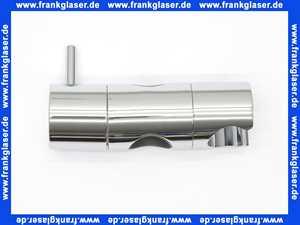 59913484 Concept 100 / 200 Gleiter für Brause Wandstangen Brausehalter für Handbrause verchromt
