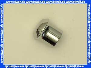 B960246AA Concept Zugknopf chrom zu Badewannen Füll- und Brausearmatur