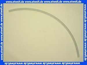 062506 Cosima Ablaufprofil gebogen für Schwingtür 1-flg. mit festem Segment Vigour
