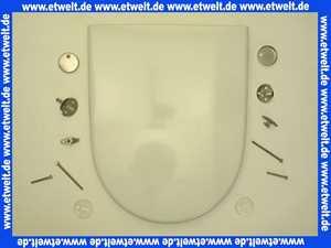 795640102 Cosima WC-Sitz in weiss, mit abnehmbarer Steckbefestigung Vigour