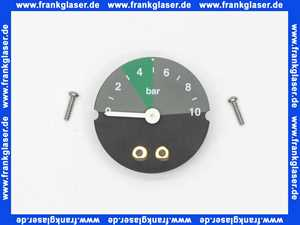 2170483 Cosmo Clear Manometer komplett CONEL für Filter RD/RD-A/KD