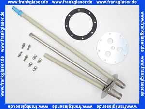 8430352004845 CosmoCell Anschlussflansch D=200mm 3x1 DN/AG für Cosmo Speicher Typ CS 150