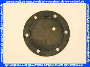 8430352609002 Cosmo Volldichtung mit Wulst D=146x4mm 6xD11 für unteren Flansch ELS 800/1000 ab 2009
