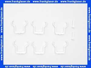 AZ04MM9000510000 CosmoCell Befestigungsklammerset für Seitenteile Vertikalheizkörper Typ 20/21