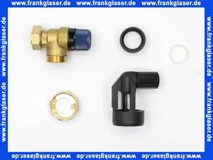 211515020 CosmoClear Austausch-Sicherheitsventil 1/2 Zoll 10 Bar für Sicherheitsgruppe