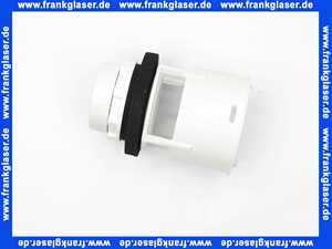 37116 Grohe Ablaufventilgehäuse mit Überwurfmutter verchromt für Spülkasten