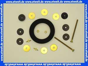 43500 Grohe Befestigungssatz Montagesatz für Servo-Set mit Moosgummidichtung und Schrauben