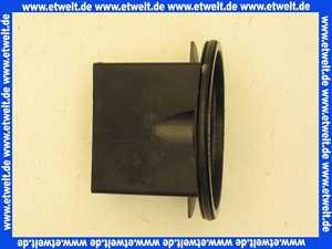 590053 Dallmer Geruchverschlusseinsatz (Tauchrohr) zu 57, 57AK, 58