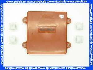 664600 Dallmer Gehäusedeckel 2000 zu Stausafe E DN 100/125