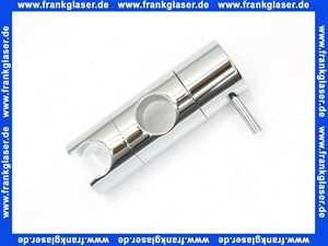 03163.00 Damixa Brause Rutscher Brausehalter für Handbrause zu 21 mm Brausestange